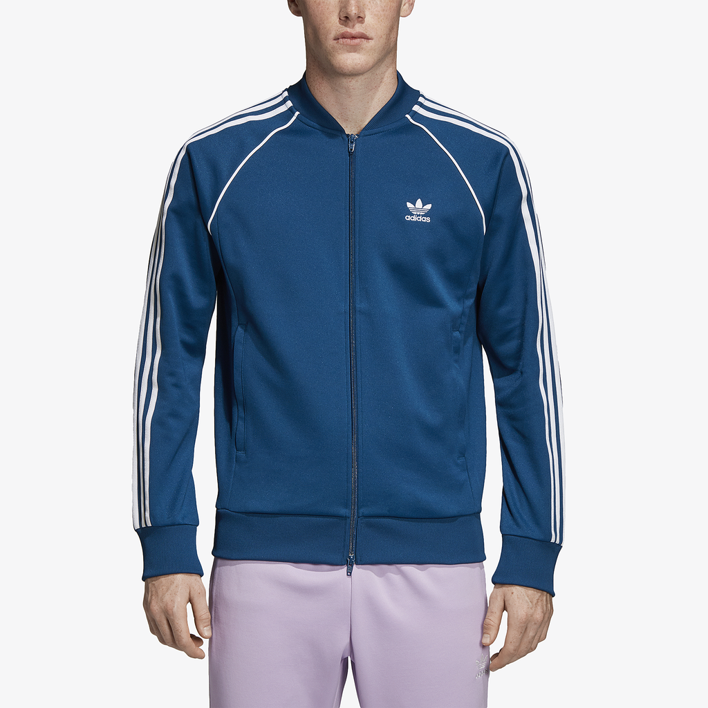 Adidas Originals Superstar Track Top by Eastbay