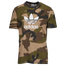 adidas Originals Camo Trefoil S/S T-Shirt - Men's