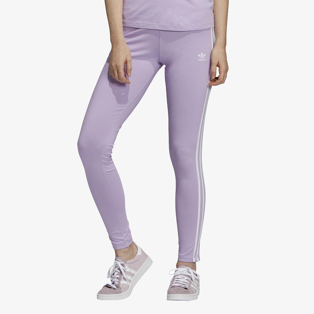 Adidas Originals Adicolor 3 Stripe Leggings by Foot Locker