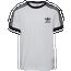 adidas Originals Adicolor California 3-Stripes T-Shirt - Boys' Grade School