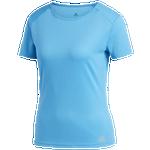 adidas Sequencials Run Short Sleeve T-Shirt - Women's