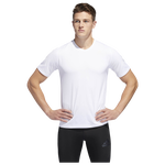 adidas ALPHASKIN S/S Fitted T-Shirt - Men's