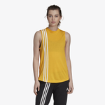adidas Athletics Must Have 3 Stripe Muscle Tank - Women's