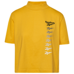Reebok Classic VP Cropped T-Shirt - Women's