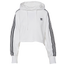 adidas Originals Adicolor Cropped Hoodie - Women's