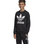 adidas Originals Adicolor Trefoil Crew - Boys' Grade School