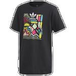 adidas Originals Bel'Aire Long T-Shirt - Girls' Grade School