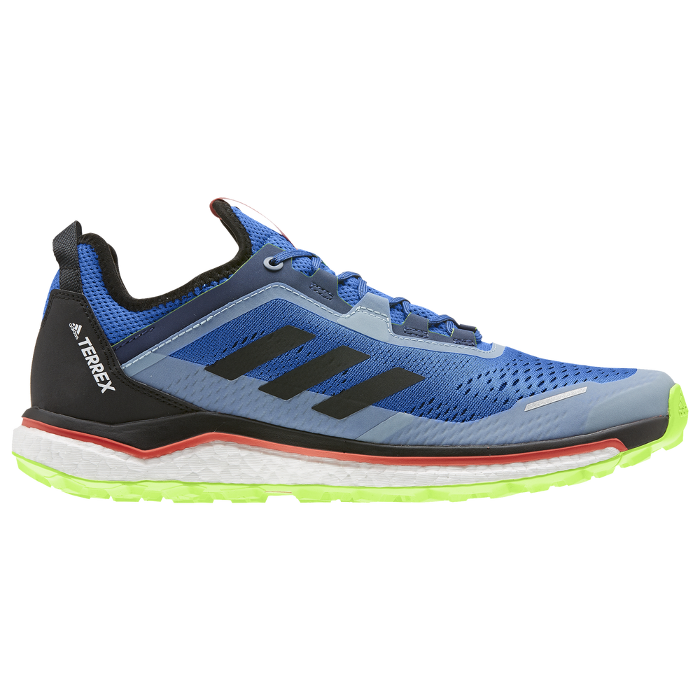 adidas Terrex Agravic Flow - Mens / Glory Blue/Black/Signal Green