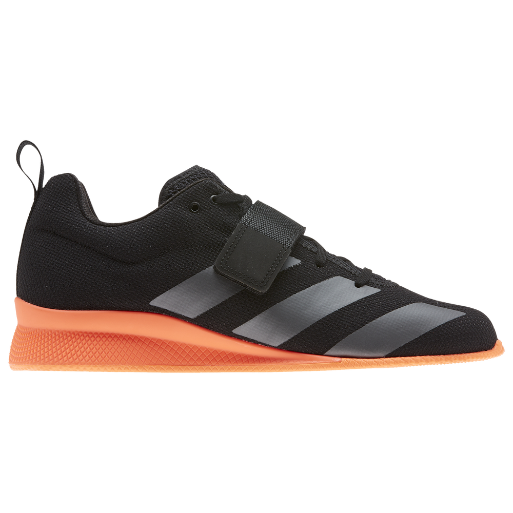adidas Adipower Weightlifter II - Mens / Core Black/Night Metallic/Signature Coral