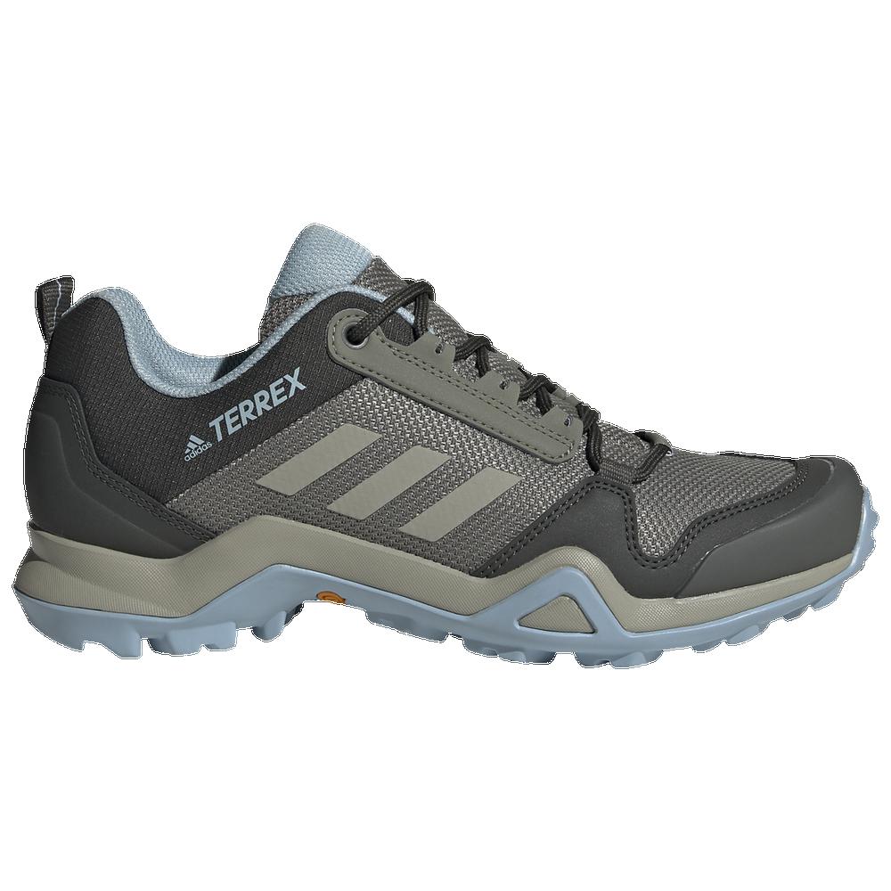 adidas Terrex AX3 - Womens / Legacy Green/Feather Grey/Ash Grey