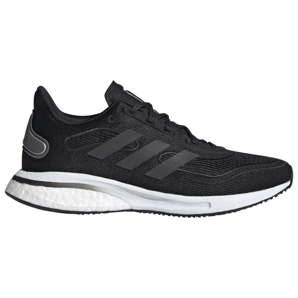 adidas Supernova - Womens / Black/Grey/Silver Metallic