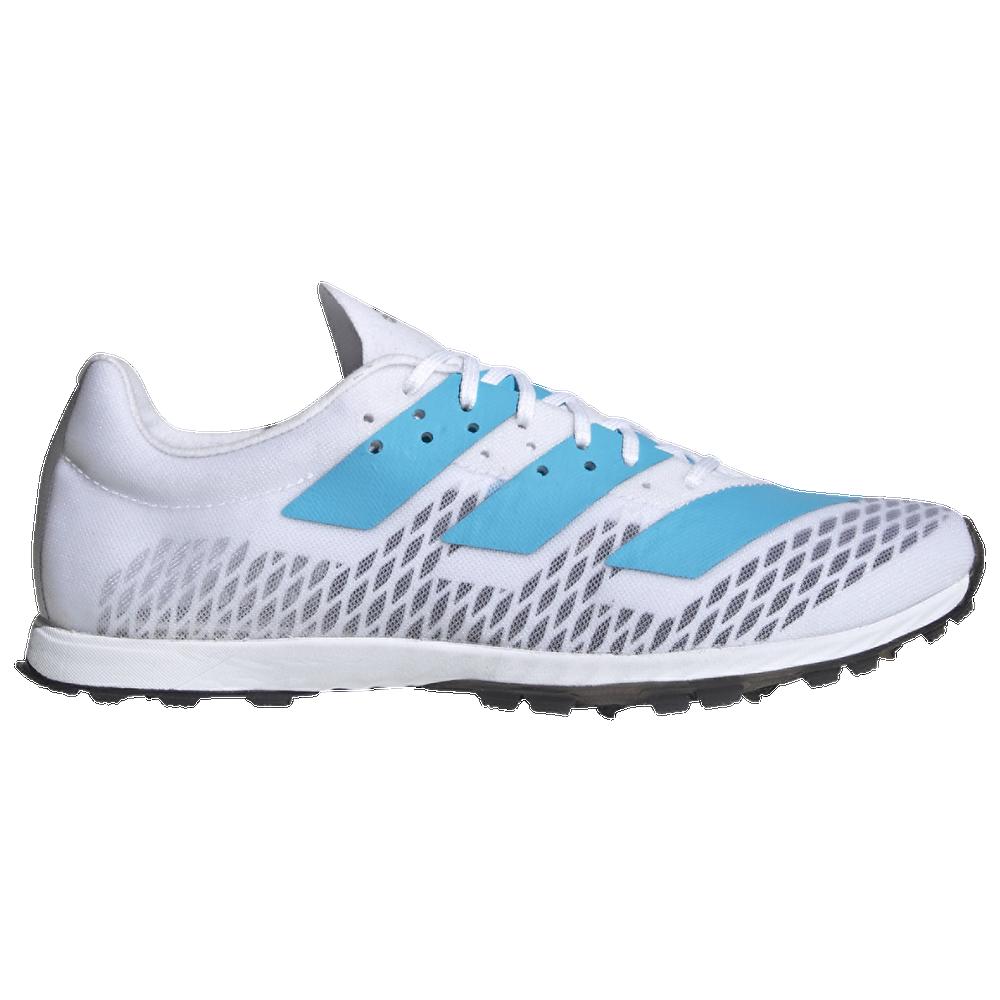 adidas adiZero XC Sprint - Womens / Footwear White/Silver Metallic/Core Black