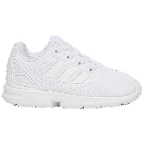 Adidas Originals Babies' Adidas Kids' Toddler Originals Swift Run X Casual Shoes In Ftwr White/ftwr White
