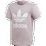 adidas Originals Adicolor Trefoil T-Shirt - Girls' Grade School