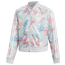 adidas Originals Floral Superstar Track Top - Girls' Grade School