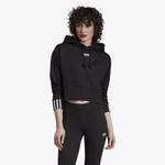 adidas Originals 'Reveal Your Voice' Crop Hoodie - Women's