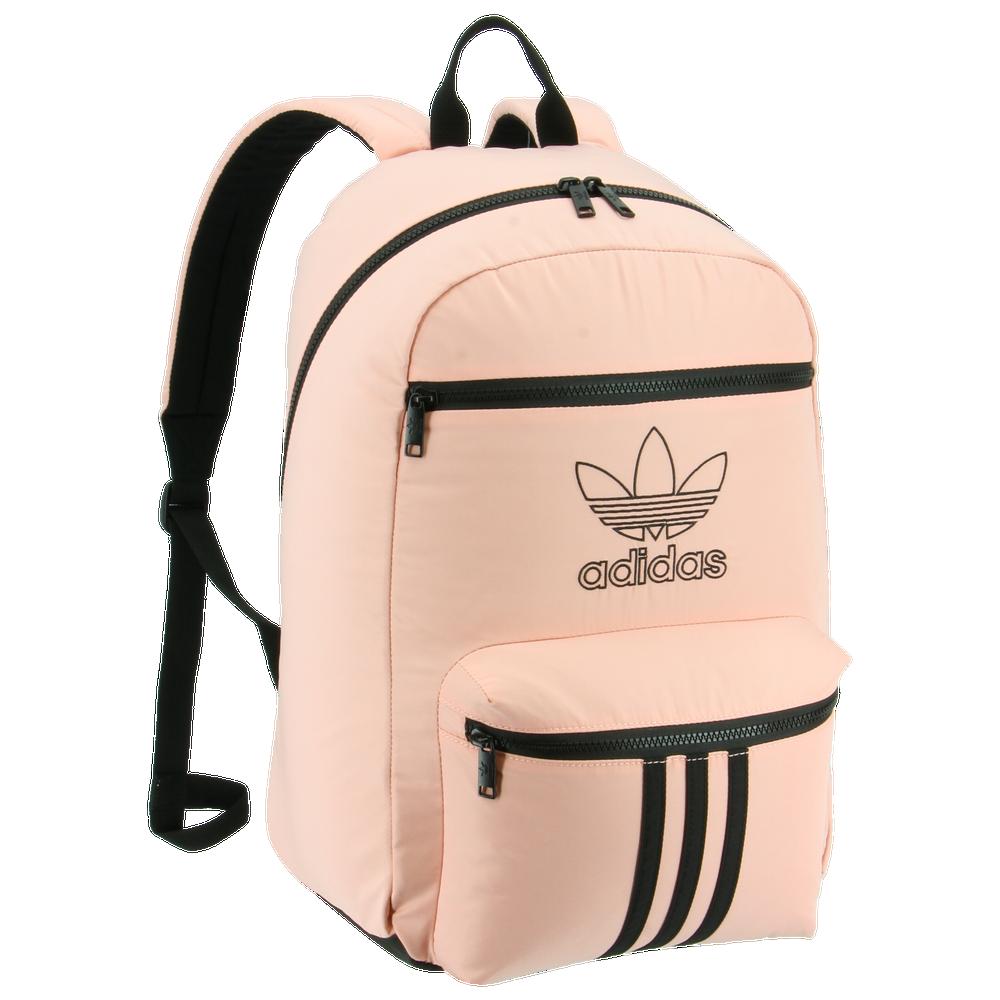 adidas Originals National 3-Stripes Backpack / Trace Pink/Black