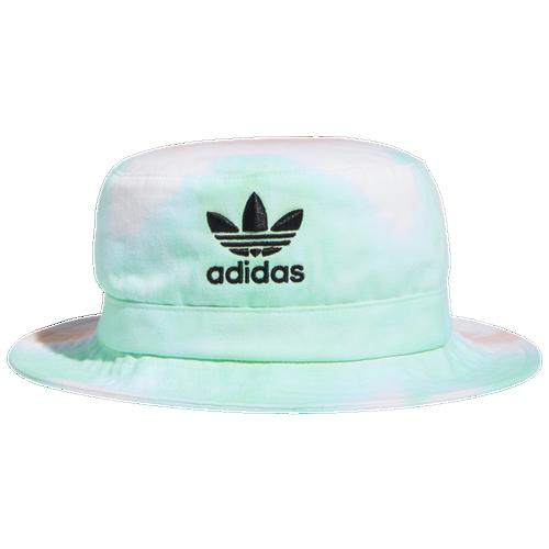 Adidas Originals MENS ADIDAS ORIGINALS COLOR WASH TIE-DYE BUCKET HAT