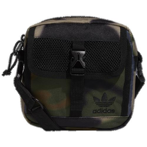 Adidas Originals Crossbody bags ADIDAS CAMO LARGE FESTIVAL BAG