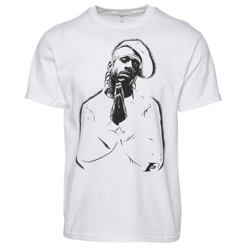 Reebok MENS REEBOK ALLEN IVERSON ICON PRAYING HANDS T-SHIRT