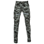 Reason Camo Cargo Sport Pants - Men's