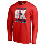 NFL Super Bowl Champions L/S T-Shirt - Men's