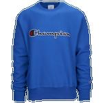 Champion Reverse Weave Chainstitch Script Crew - Men's