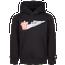 Nike Velcro Patch Hoodie - Boys' Preschool