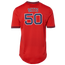 Majestic MLB Iconic Name & Number Jersey T-Shirt - Men's