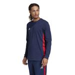 adidas Tango Logo Long Sleeve T-Shirt - Men's