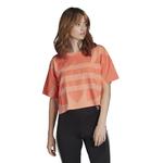 adidas Originals Adicolor Big Trefoil T-Shirt - Women's