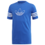 adidas Originals Outline T-Shirt - Boys' Grade School
