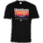 Reebok Trail Logo T-Shirt - Men's