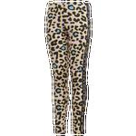 adidas Originals Leopard Print Leggings - Girls' Grade School