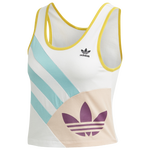 adidas Originals Cropped Tank Top - Women's