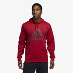 adidas Badge of Sport Team Issue Pullover Hoodie - Men's