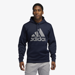 adidas Badge of Sport Team Issue Pullover Hoodie - Men's