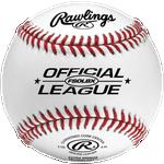 Rawlings Official NCAA Flat Seam Practice Balls - Men's