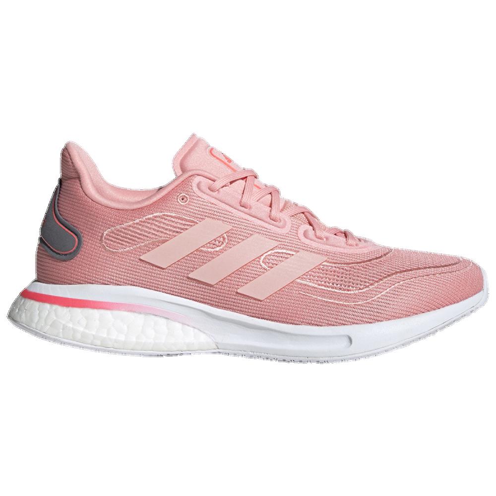 adidas Supernova - Womens / Glory Pink/Glory Pink/Signal Pink