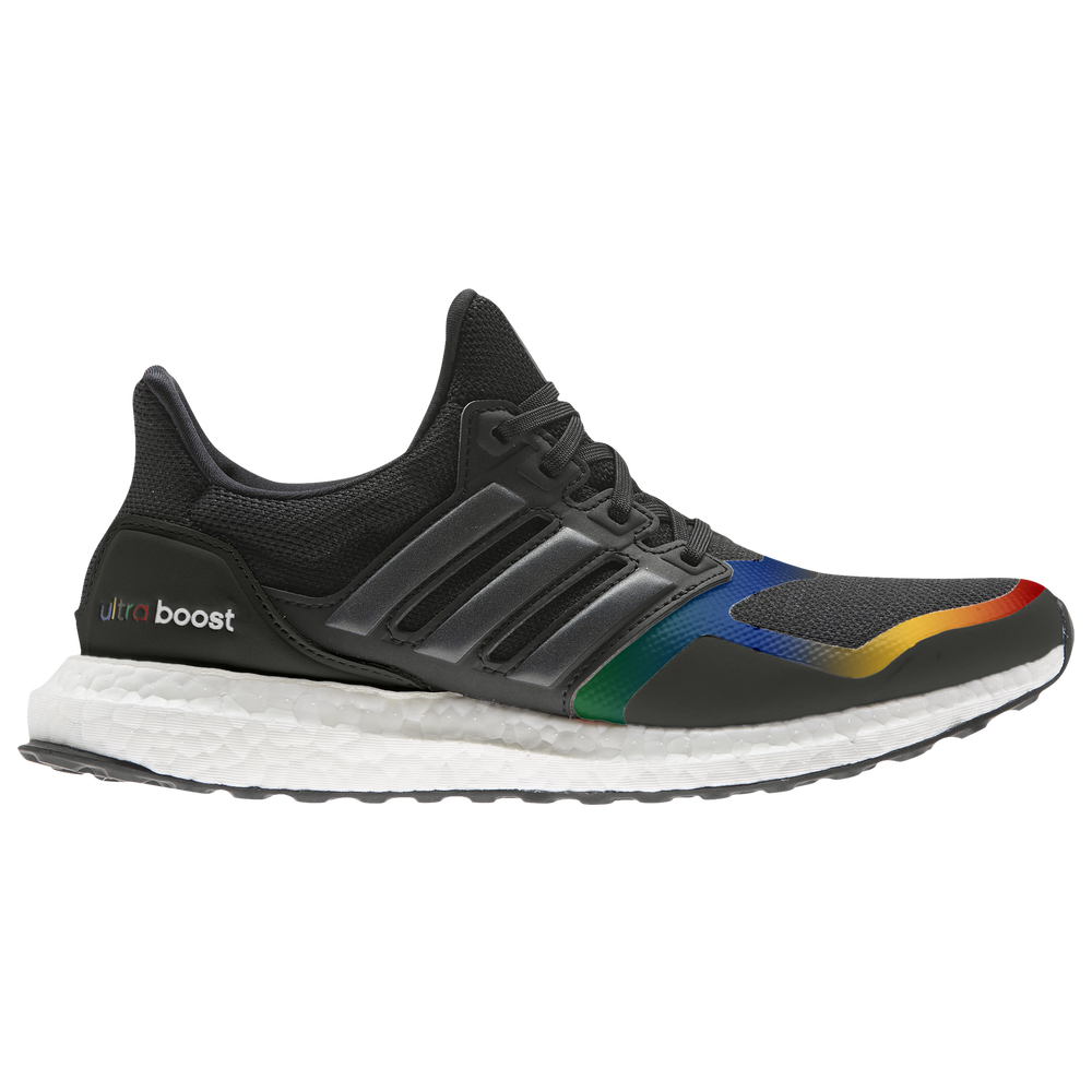 adidas Ultraboost DNA - Womens / Black/Black/Ultra Red | Key Cities