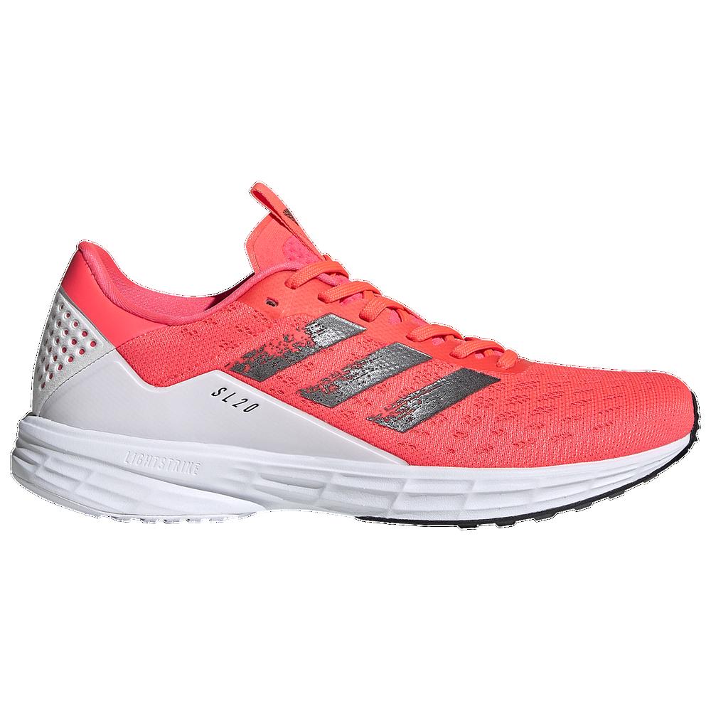 adidas SL20 - Womens / Signal Pink/Core Black/White