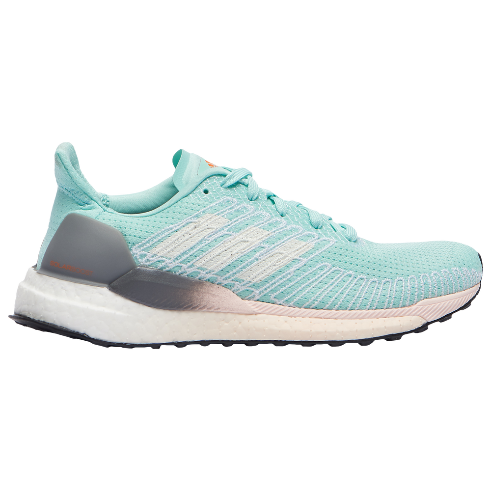 adidas Solar Boost 19 - Womens / Frost Mint/White/Signal Green