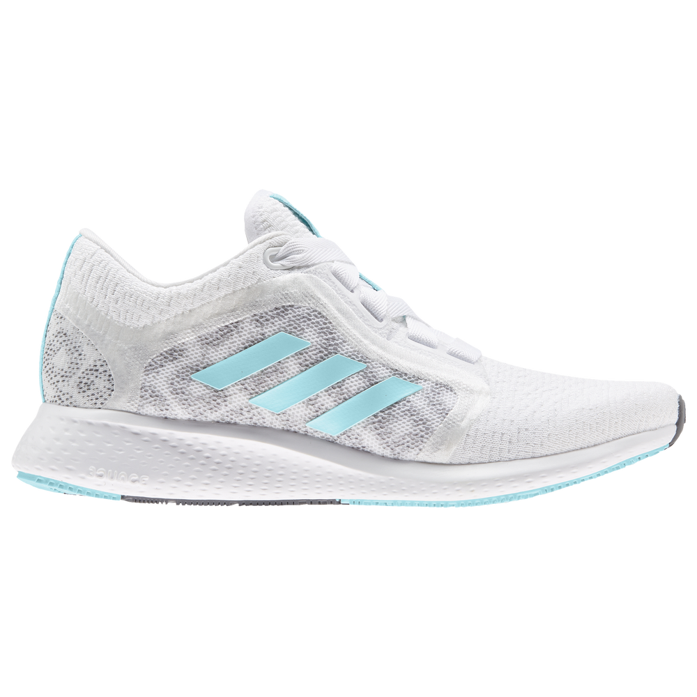 adidas Edge Lux 4 Signal - Womens / White/Blue Spirit/Grey Two