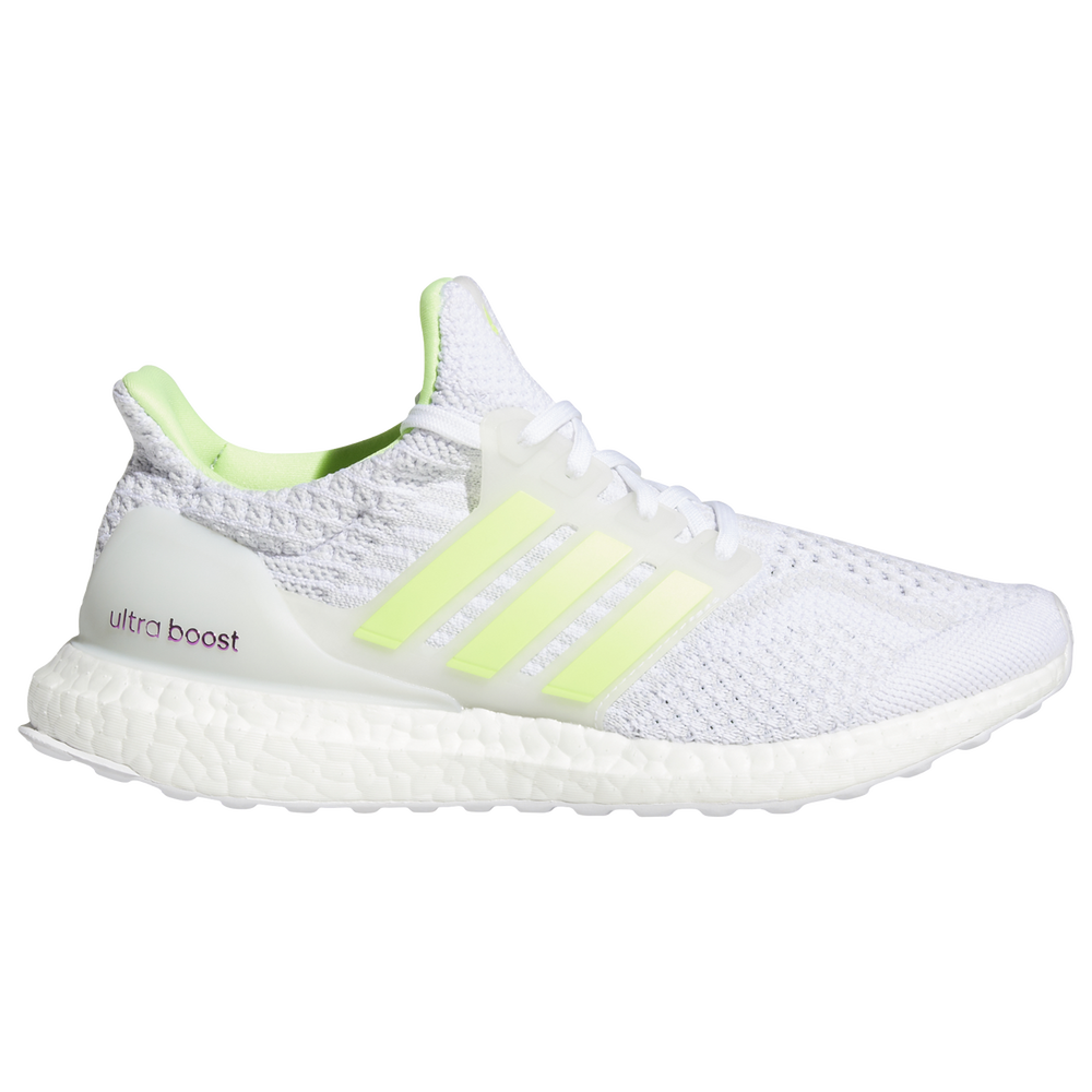 adidas Ultraboost DNA - Womens / White/Solar Green