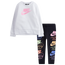 Nike Futura Stacked Legging Set - Girls' Infant