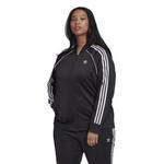 adidas Originals Plus Size Superstar Track Top - Women's