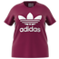 adidas Originals Plus Size Trefoil T-Shirt - Women's