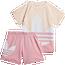 adidas Originals Big Trefoil Track Set - Girls' Infant