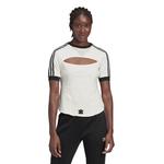 adidas 3 Stripe T-Shirt - Women's