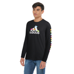 adidas Originals Long Sleeve Snack T-Shirt - Men's